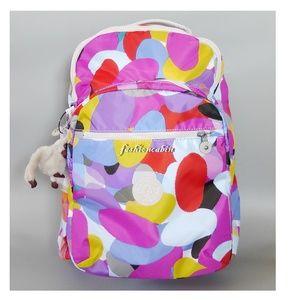 NWT KIPLING Seoul Large Laptop Backpack